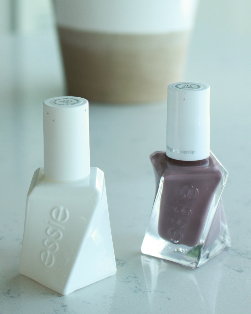 New in my mani bag: Essie Gel Couture