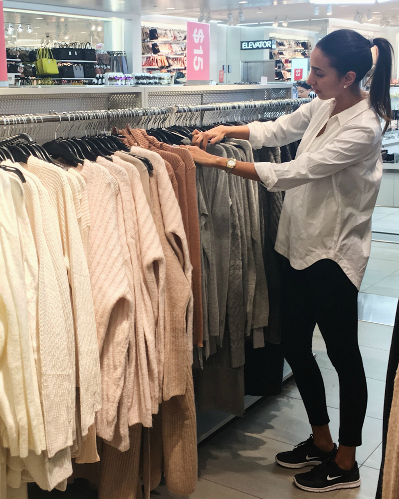 5 tips for a successful shopping trip