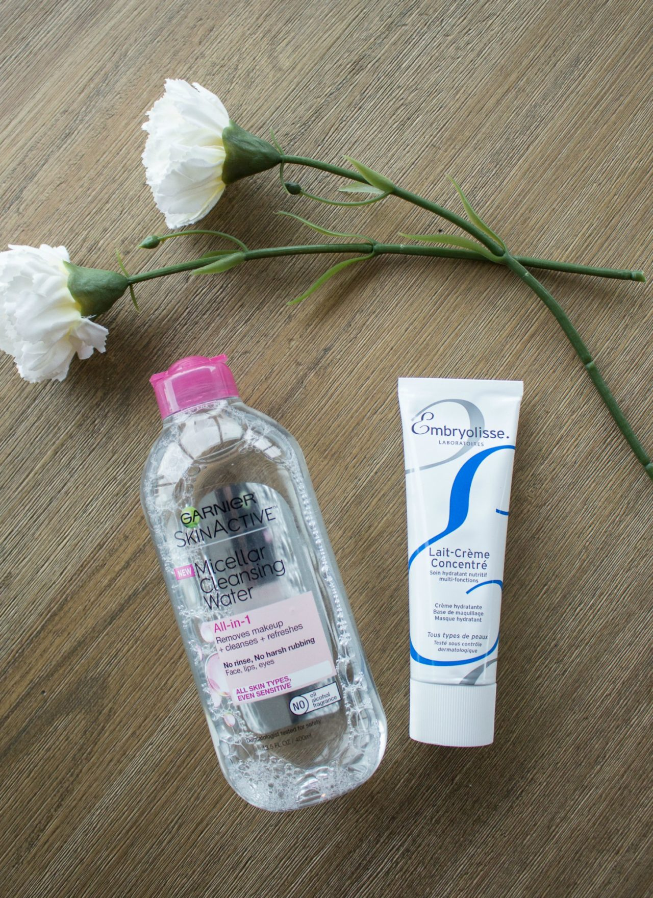 """""""French"""" skin care favorites"""