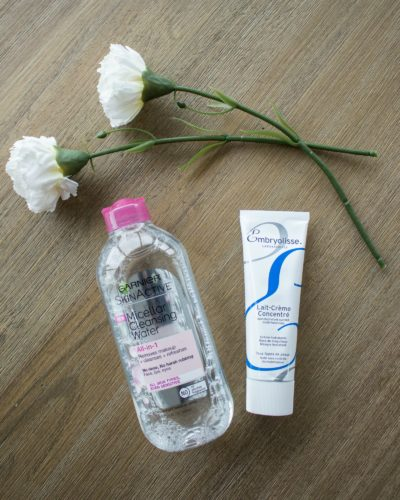 """French"" skin care favorites"