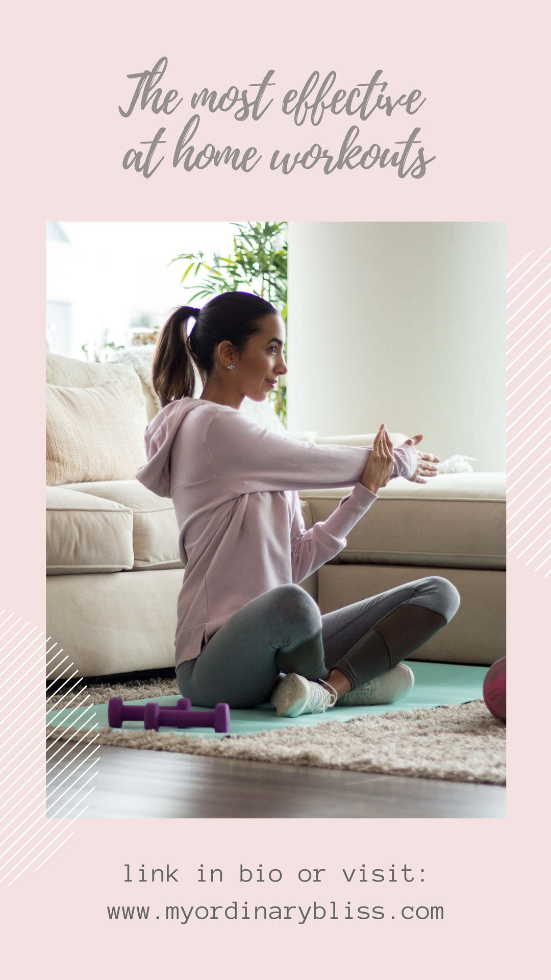 The most effective at home workouts